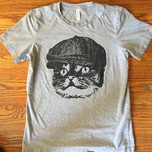 One cool cat t-shirt!